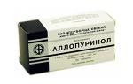 Аллопуринол — инструкция по применению, меры предосторожности, отзывы