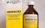 Димексид — инструкция по применению, показания и противопоказания, побочные эффекты