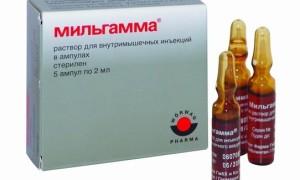 Мильгамма уколы — показания к применению, действие, побочные эффекты, отзывы на препарат