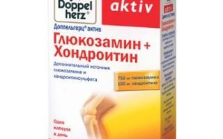 Глюкозамин хондроитин — основные свойства, действие на организм, инструкция по применению, отзывы