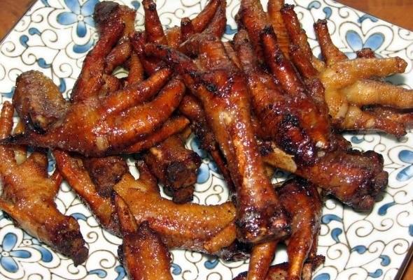 куриные лапки польза и вред для суставов
