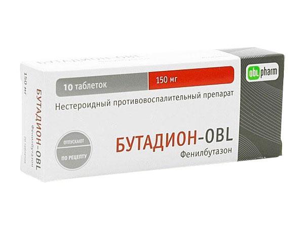 таблетки от остеохондроза